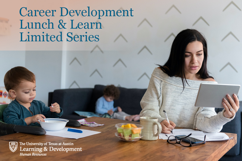 Career Development Lunch and Learn banner
