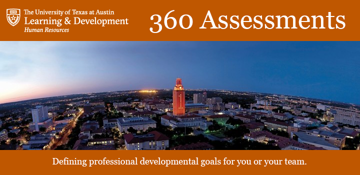 360 assessments, defining professional development goals for you or your team.