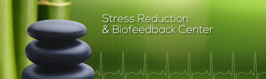 Stress Reduction & Biofeedback Center banner