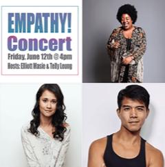 Empathy Concert June 12th