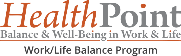 healthpoint work life balance program logo