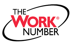 The Work Number logo